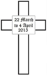 22 March to 4 April 2015